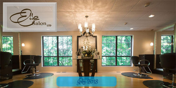 Elle Salon - newsletter header _ beautiful salon photo!